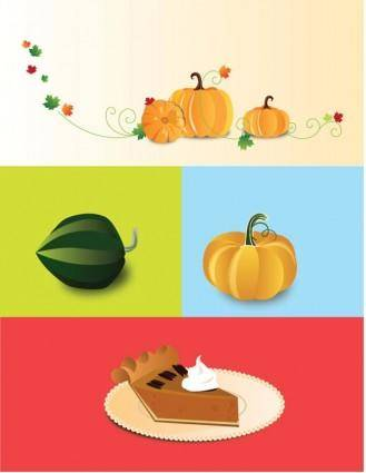free vector Pumpkin vector