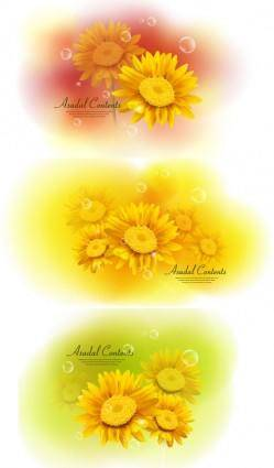 free vector Chrysanthemum vector dream