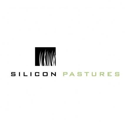 free vector Silicon pastures