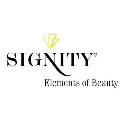 free vector Signity 0