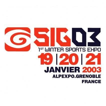 Sig 2003