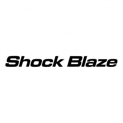 Shock blaze