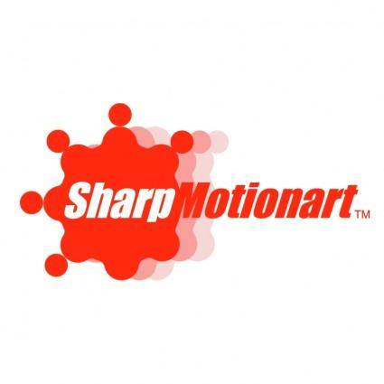 free vector Sharpmotionart
