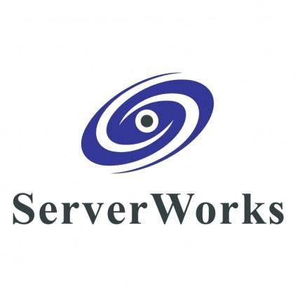 free vector Serverworks