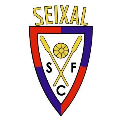free vector Seixal fc