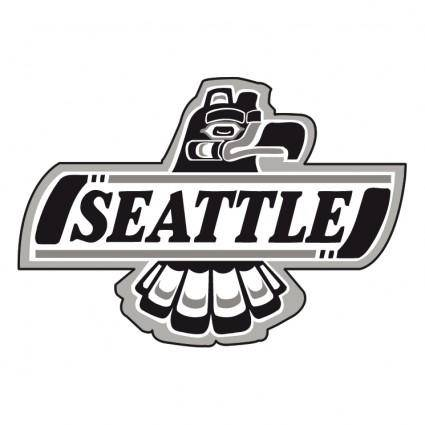 free vector Seattle thunderbirds