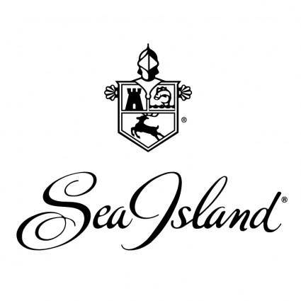free vector Sea island 0