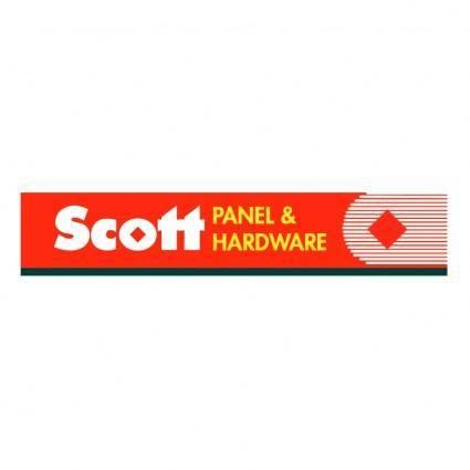 Scott panel hardware