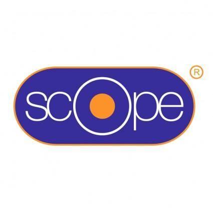 free vector Scope