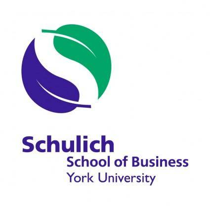 free vector Schulich school of business