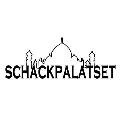free vector Schackpalatset