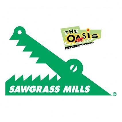 free vector Sawgrass mills
