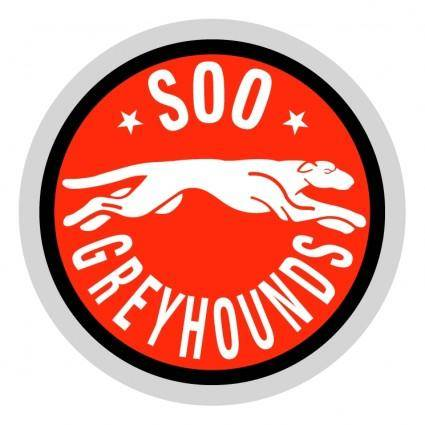 free vector Sault ste marie greyhounds