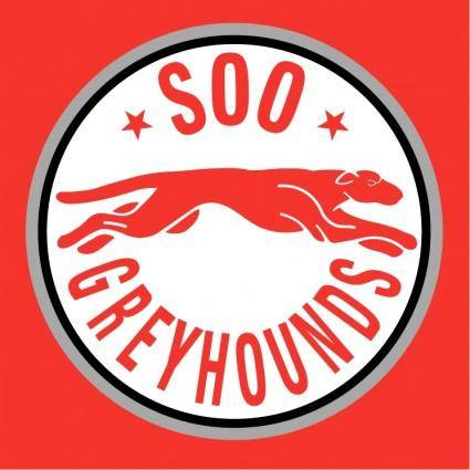 free vector Sault ste marie greyhounds 0