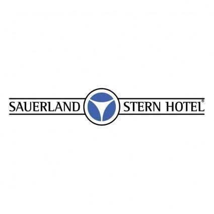 free vector Sauerland stern hotel