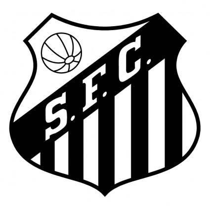 free vector Santos futebol clube de santos sp