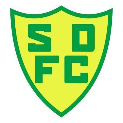 free vector Santos dumont futebol clube de sao leopoldo rs