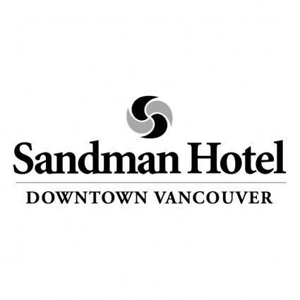free vector Sandman hotel
