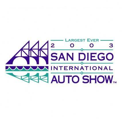 San diego international auto show