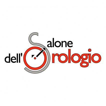 free vector Salone dell orologio