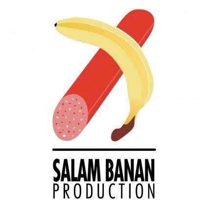 free vector Salam banan production