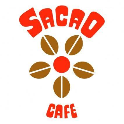free vector Sacao cafe