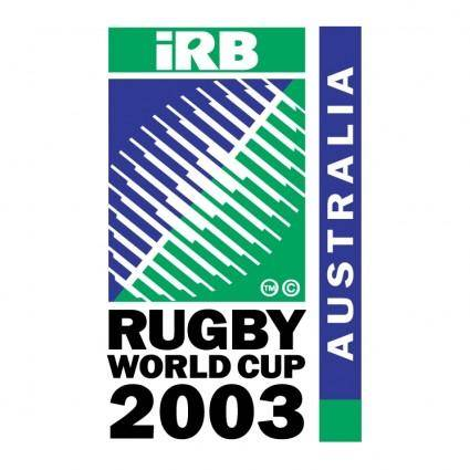 free vector Rugby world cup 2003