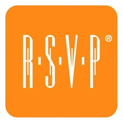 free vector Rsvp 1