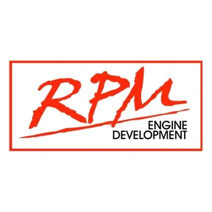 Rpm engine development