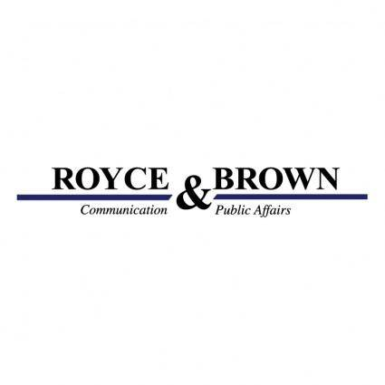 Royce brown srl