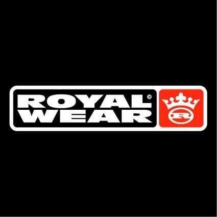 free vector Royal wear