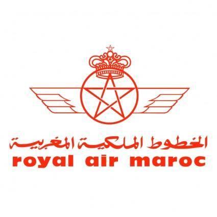 free vector Royal air maroc