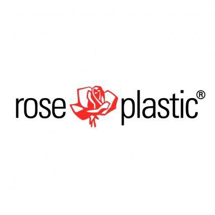 free vector Rose plastic