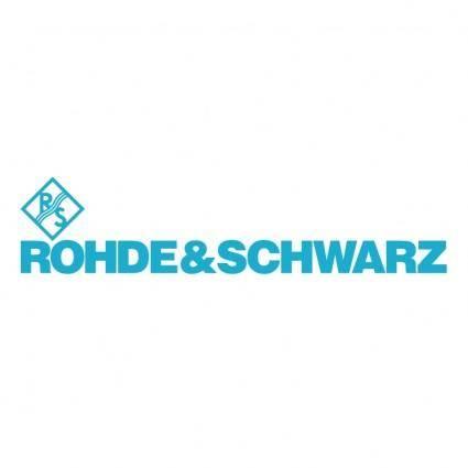 free vector Rohde schwarz