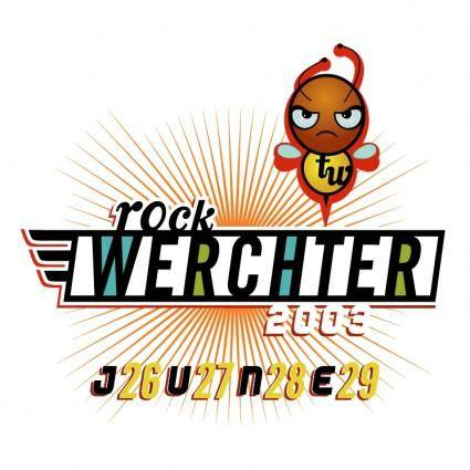 free vector Rock werchter 2003