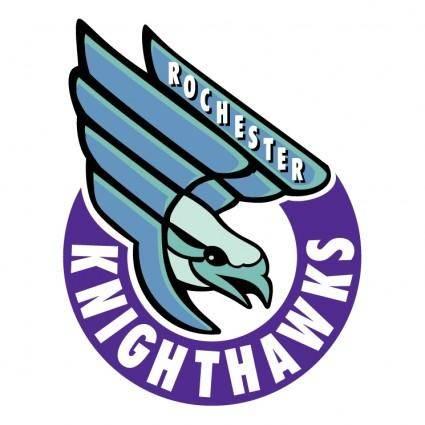 free vector Rochester knighthawks