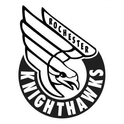 free vector Rochester knighthawks 0