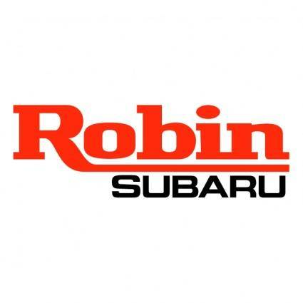 free vector Robin subaru