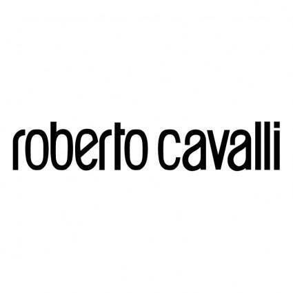 free vector Roberto cavalli