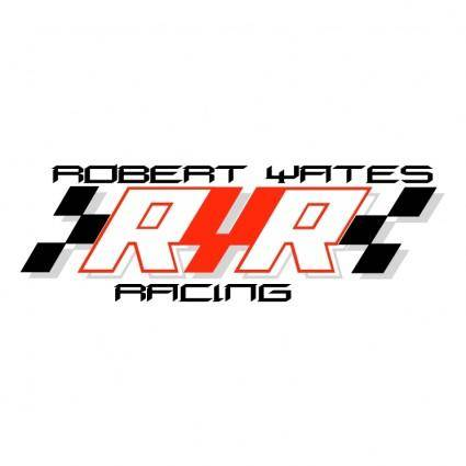 free vector Robert yates racing