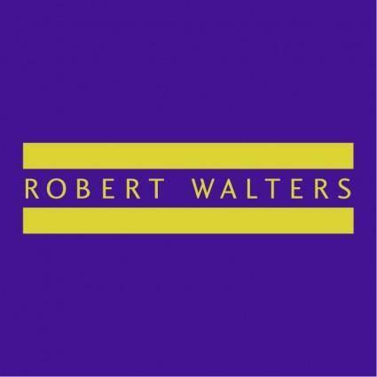 free vector Robert walters