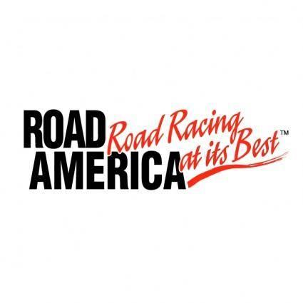 free vector Road america