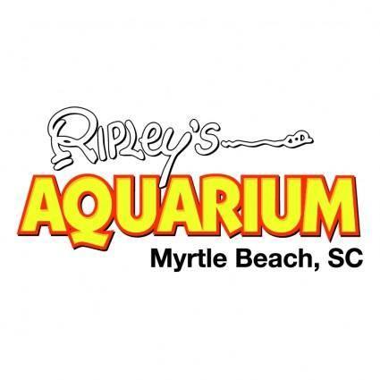 Ripleys aquarium 0