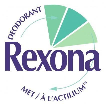 free vector Rexona 2