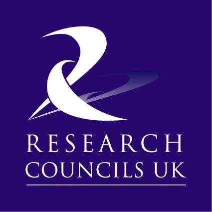 free vector Research councils uk 1