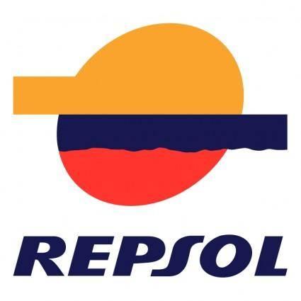 free vector Repsol 0