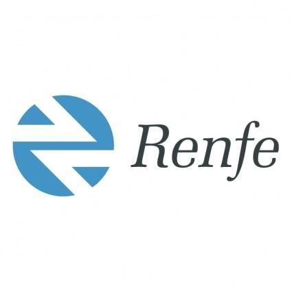free vector Renfe