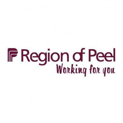 free vector Region of peel
