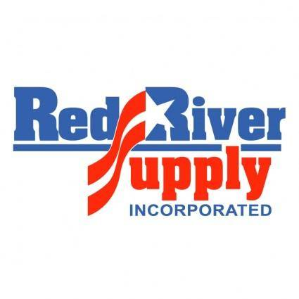 free vector Red river supply