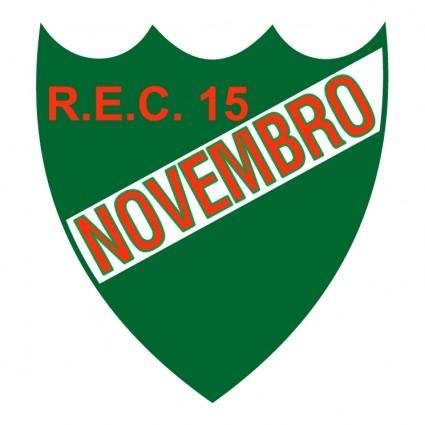 Recreio esporte clube 15 de novembro de igrejinha rs
